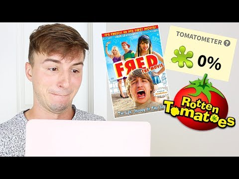 READING S OF MY FRED MOVIE