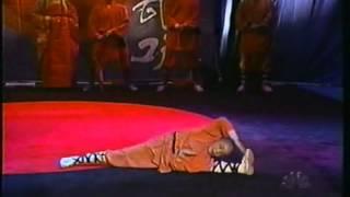 MASTER SHI YAN FENG ON JAY LENO 1998 wmv