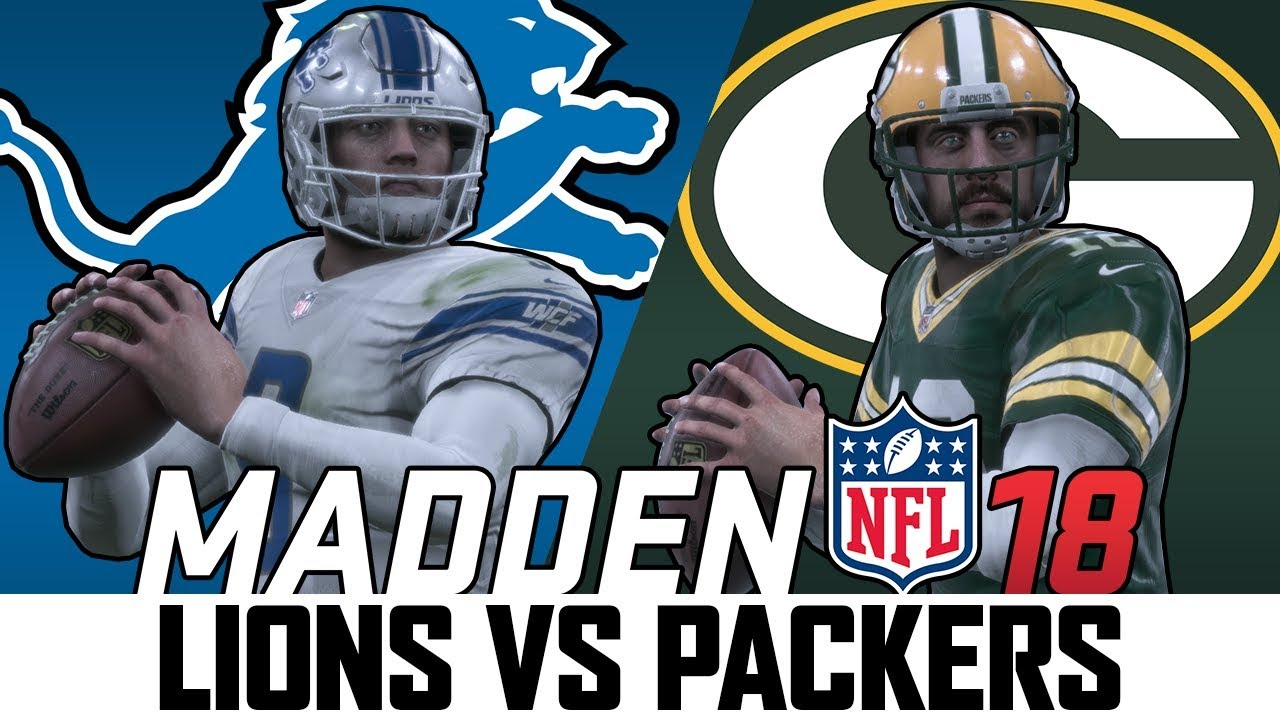 lions vs packers - photo #47
