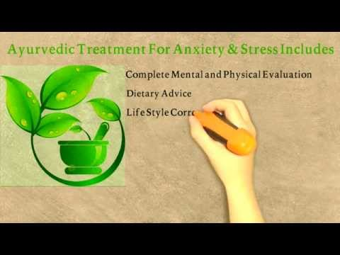 Ayurvedic Natural Cure For Anxiety, Stress and Depression