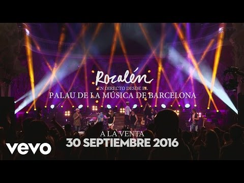 Rozalen - Directo Palau de Barcelona (Trailer)