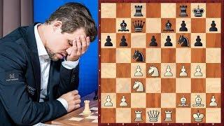 Шахматы. Свидлер - Карлсен: УДИВИТЕЛЬНАЯ ПАРТИЯ необъяснимых ошибок!