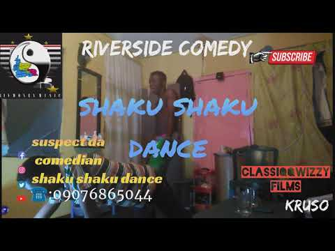 River side comedy DJ suspect dance Shaku Shaku