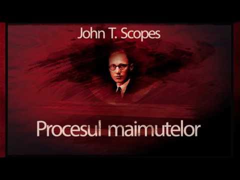 Procesul maimutelor - John T. Scopes