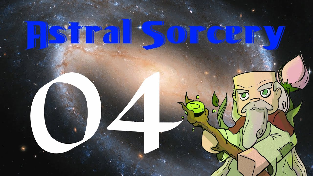 OMOM Season 11: Astral Sorcery: Episode 4: The Fosic Resonator and a Base  Location!