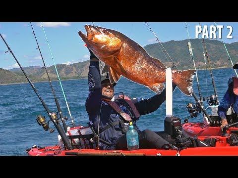 Offshore Kayak Fishing World Championship - Part 2