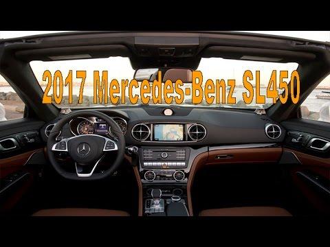 2017 mercedes benz sl450 luxury vehicles youtube for 2017 mercedes benz sl450