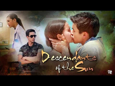 "nadech-&-yaya---descendants-of-the-sun-thai-fmv-""you-are-my-everything"""