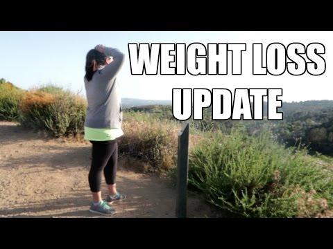 WEIGHT LOSS UPDATE + HIKE WORKOUT || JUSTDREA23 ||