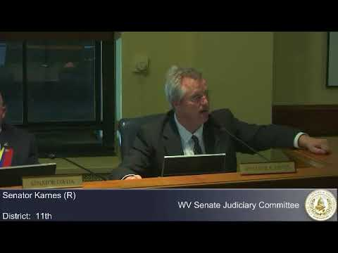 ACLU Lies Exposed:  WV Human Trafficking and Child Exploitation Prevention Act Hearing