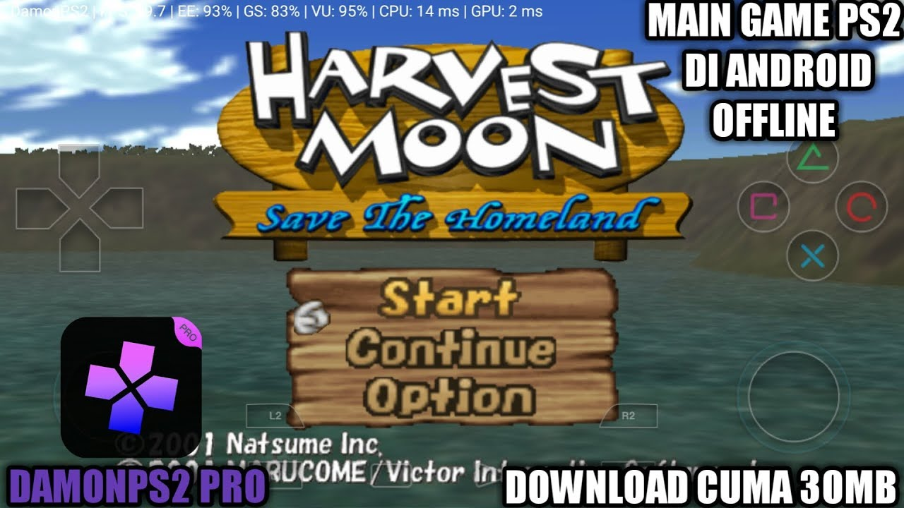 free download game harvest moon save the homeland for pc full version