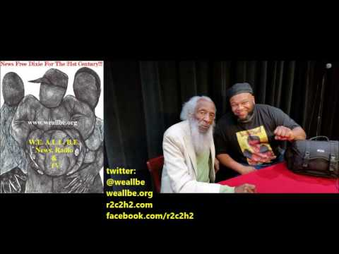 Dick GREgory On Fidel Castro, Trump, THE REcoUNt 2016: WE