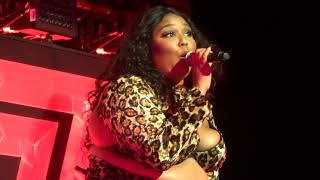 Lizzo - Jerome 05-04-18 (Radio City Music Hall - NYC)