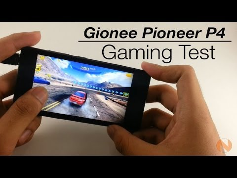 Gionee Pioneer P4 receives Android KitKat update in India
