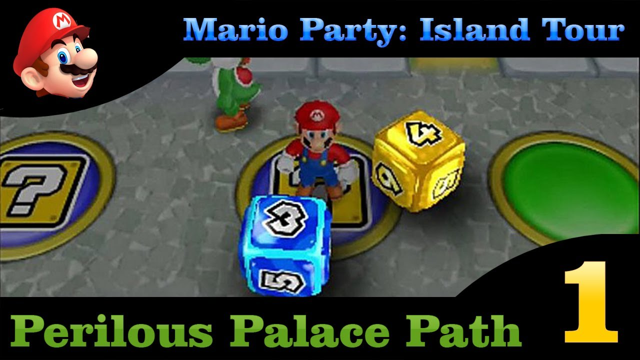 Mario Party Island Tour Rating