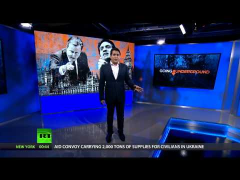 Going Underground: 'Outlandish' political response to ISIS, & Parliamentary 'puppets' (E116)