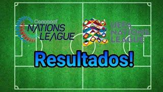 !ESPAÑA DESTROZA A CROACIA! Resultados Liga de Naciones de la UEFA-CONCACAF
