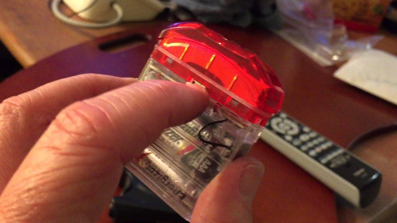 Bell Radian Bike Light Change Battery Youtube