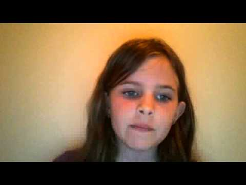 girl singing wanted by hunter hayes