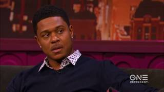 Pooch Hall Discusses Playing Muhammad Ali and Media