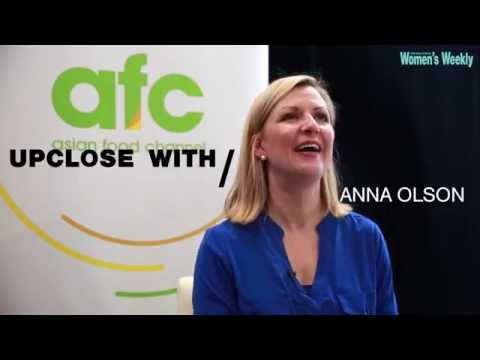 Upclose With Anna Olson