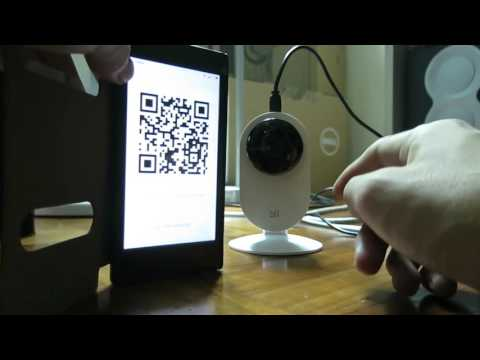 How to set up the YI Home camera on Android (MI Home app) - English Instructions