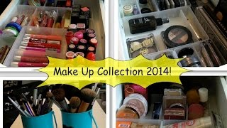 Make Up Collection 2014! Thumbnail