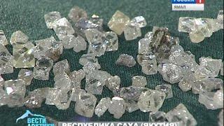 видео История добычи алмазов в Якутии. | Волшебный мир драгоценных камней