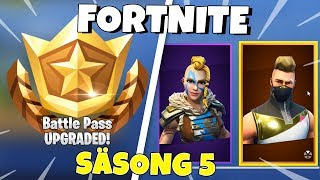 BUY BATTLE PASS & SHOWS EVERYTHING NEW IN FORTNITE SEASON 5