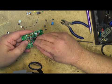 Low Power FM Stereo Transmitter build