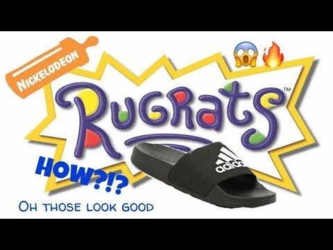 RugRats Custom Slides