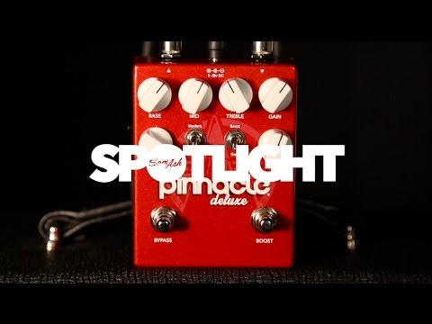 Wampler Pinnacle Deluxe Overdrive Pedal | Everything You Need To Know