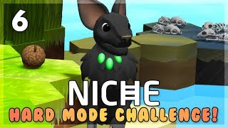 Into the Unknown! | Niche Lets Play  Hard Mode Challenge - Episode 6