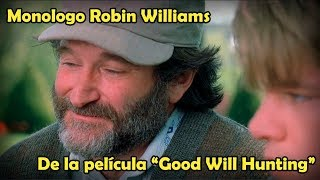 Tremendo monologo de Robin Williams en la película