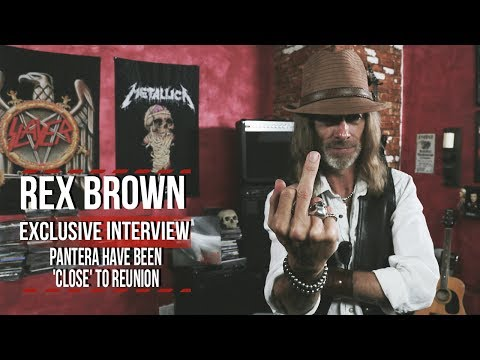 Rex Brown: Pantera Have Been 'Close' to Reuniting