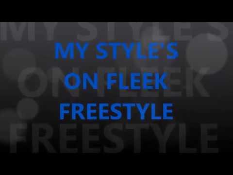 RapStarr-My Styles On Fleek (Long Ways 2 Go freestyle) [Fan Video] #50CentralBET