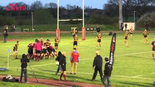 Rugby Mens 1sts XV - Full Match with Commentary - Roses 2013