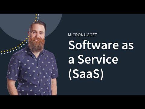 5-Minute Breakdown: Software as a Service (SaaS)
