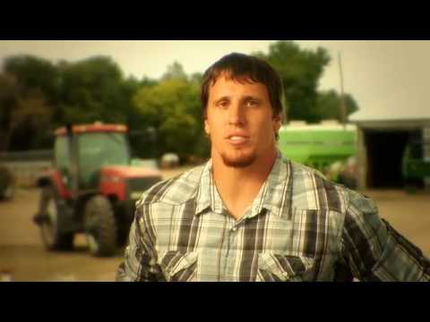 NFL Star Linebacker Chad Greenway Speaks Up For Ethanol