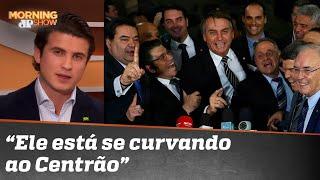 André Marinho explica tom mais crítico ao presidente Jair Bolsonaro