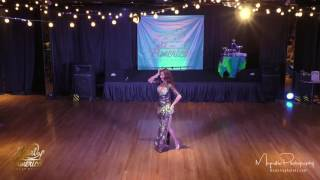 Lidia Pleiada - 2016 Heart of America Belly Dance Festival