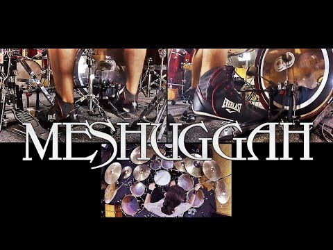 PEDAL DUPLO CAM | MESHUGGAH - BLEED | DRUM COVER | PEDRO TINELLO