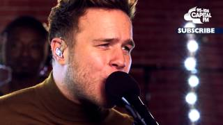 Olly Murs - 'Ready For Your Love' (Gorgon City Cover) (Capital Session)