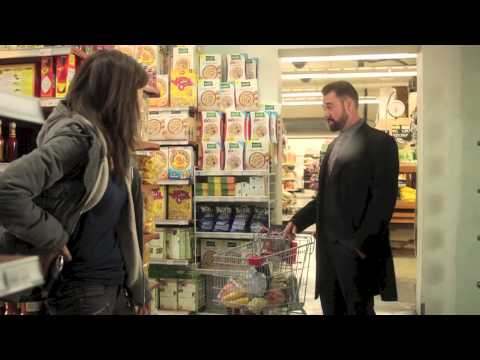 DIRECTV's ROGUE: Grace and Jimmy  In the Supermarket  102