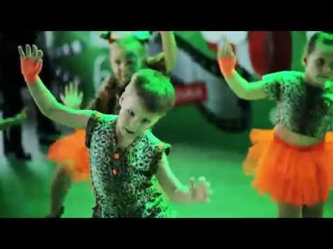 Фитнес-центр Excellent. Танцы. Дети. 2016