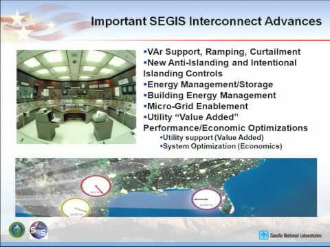 Solar Energy Grid Integration Systems (SEGIS) Adding Functionality while Maintaining...