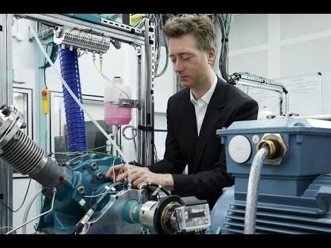 Steve Lindsey - Hocheffizienter Luftkompressor