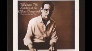 Bill Evans Trio - My Man