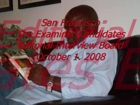 San Francisco Examiner Editorial Forum