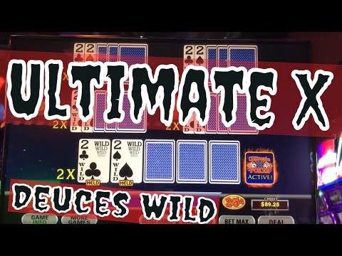 Ultimate X VP! $13 A Spin (Live Play)